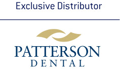 Exclusive Distributor - Patterson Dental