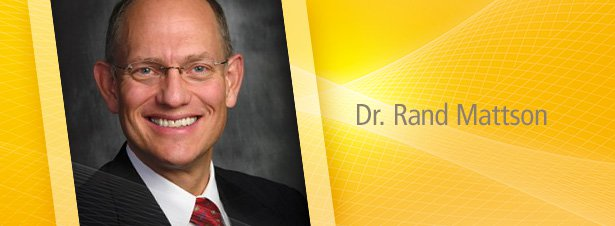 Photo of Dr. Rand Mattson